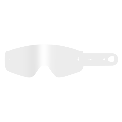 B-50 Goggle Tear Off Pack X10