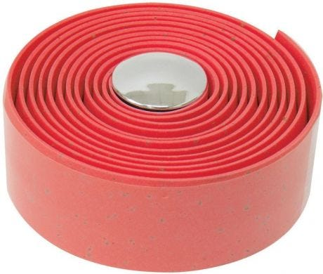 ETC Cork Handlebar Tape Red