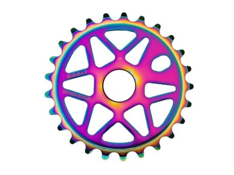 Salt Comp Sprocket Oil Slick 25T