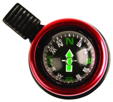 Adie Compass Ping Bell