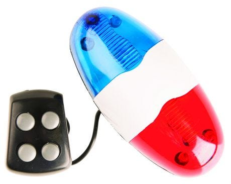 Adie Emergency Light Siren