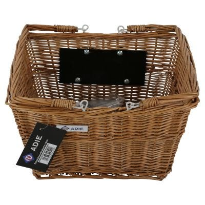 "Adie Basket Wicker 18"" Rectangle"