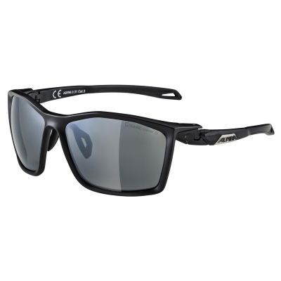 Alpina Twist 5 CM+ Glasses Black Mirror Black Lens