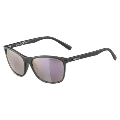 Alpina Jaida Glasses Black/Rose Gold Lens