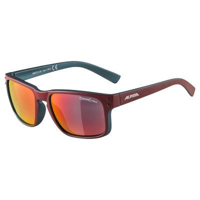Alpina Kosmic Glasses Cherry/Red Lens