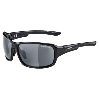 Alpina Lyron Glasses Grey/Black Lens