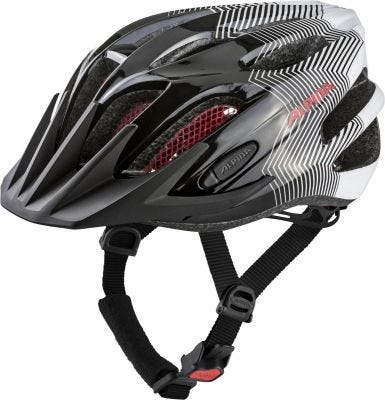 Alpina FB JR 2.0 50 - 55cm Black/White/Red