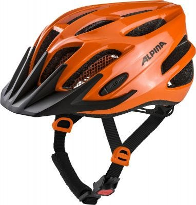 Alpina FB JR 2.0 50 - 55cm Orange/Black