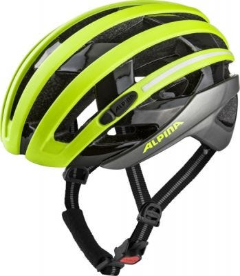 Alpina Campiglio Helmet 51-56cm Be Visible