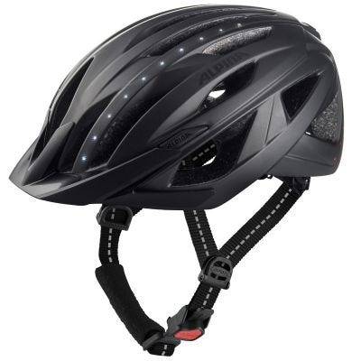 Alpina Haga Helmet LED Black