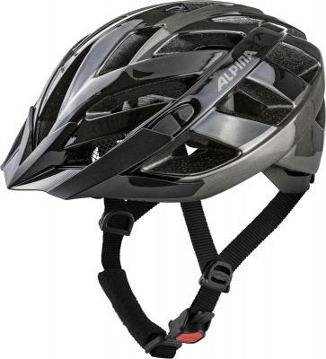 Alpina Panoma 2.0 City Helmet Black