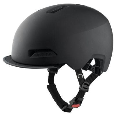 Alpina Brooklyn Urban Helmet Black