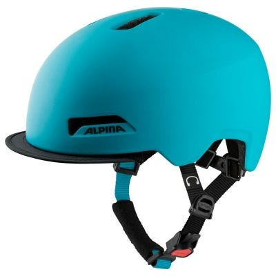 Alpina Brooklyn Urban Helmet Petrol