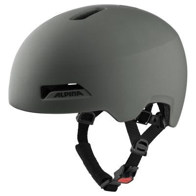Alpina Haarlem Urban Helmet Coffee Grey