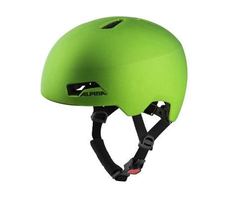 Alpina Hackney Junior Urban Helmet Green Frog