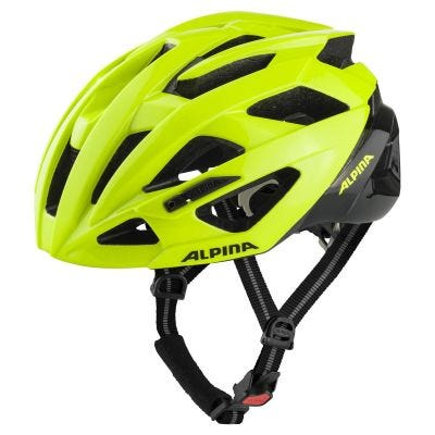 Alpina Valparola Road Helmet Be Visible