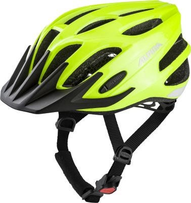 Alpina FB Junior Flash Helmet Yellow 50-55cm