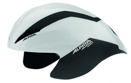 Alpina Helmet Elexxion TT White/Black 54-59cm