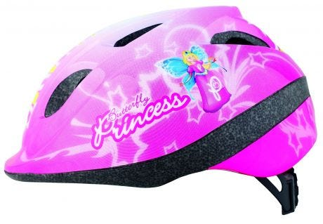 ETC Princess Junior Helmet Pink