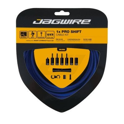 Jagwire 1x Pro Shift Kit SID Blue