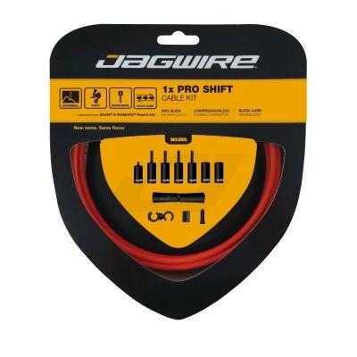 Jagwire 1x Pro Shift Kit Orange