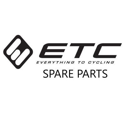 ETC Universal Lined Brake Cable Pear Barrel Complete