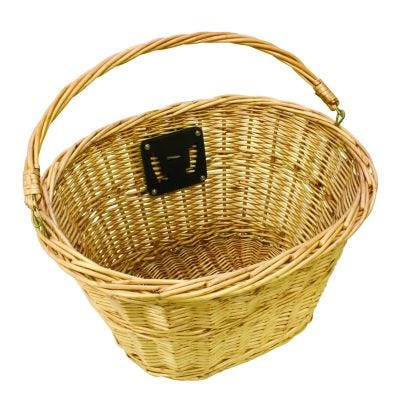 ETC Basket Wicker With Q/R Bracket