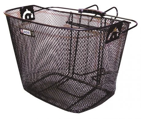Adie Mesh Front Basket with Metal Bracket