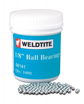 "Weldtite Bearing 1/8"" Workshop Pack (x1000)"