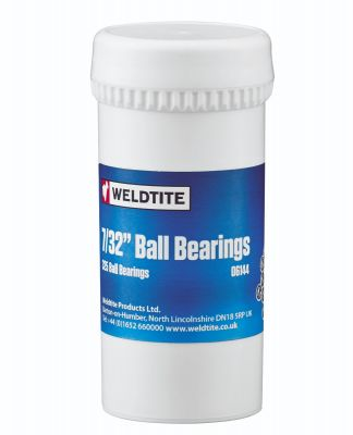 "Weldtite Bearing 7/32"" Workshop Pack (x325)"
