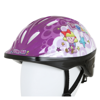 Bumper Dolly Helmet Purple