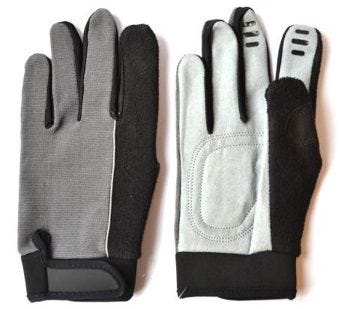 Bi-Tech Long Finger Cycling Gloves Small/Medium