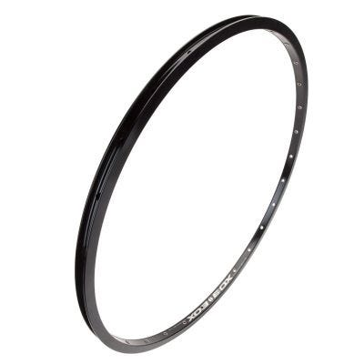 "Box Focus 20 x 1 1/8"" Rear BMX Rim Black"
