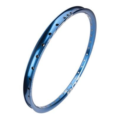 "Box Focus 20 x 1 1/8"" Rear BMX Rim Blue"