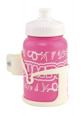 Bumper Bottle and Cage Pink
