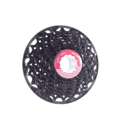 Box TWO 11-24T 7 Speed Cassette Black DH
