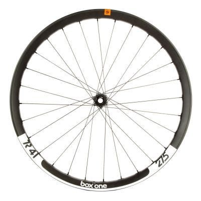 """Box One Carbon Front Wheel - White - 27.5"""" x 41mm"""
