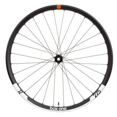 "Box One Carbon Front Wheel - White - 27.5"" x 33mm Boost"