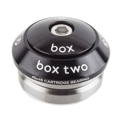 """Box Two Integrated 45/45 1"""" Headset Black"""