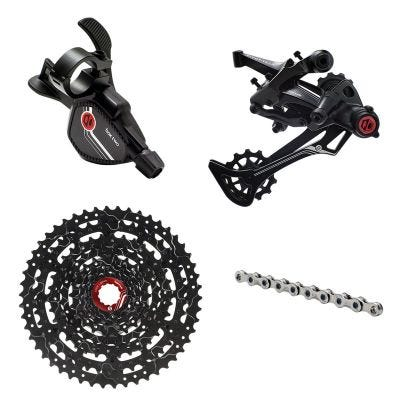 Box Two Prime 9 Speed Multi Shift X-Wide | Groupset