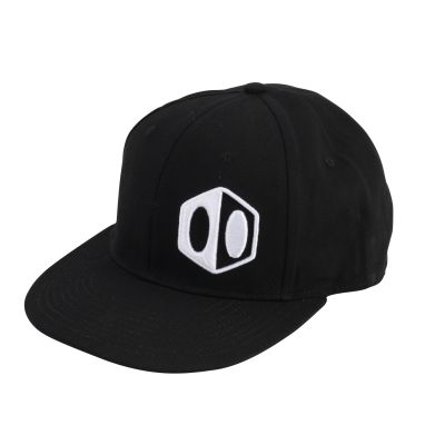Box Classic Snap Fit Cap Black