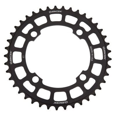Box Two 6061 Chainring 104BCD 45T Black
