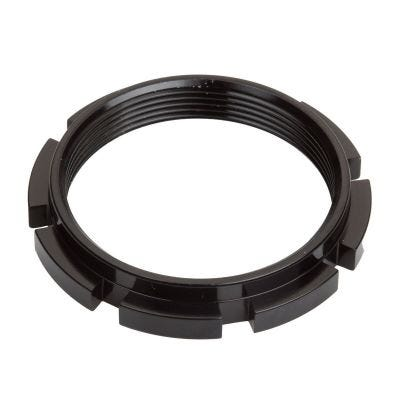 Box Edge Alloy Hub Lock Ring Black