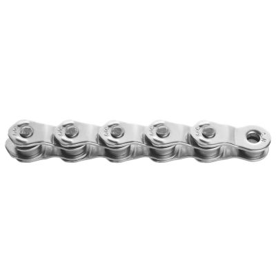 KMC HL1 Wide 1/3 Speed Chain 100 Link Silver