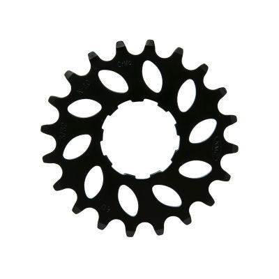 KMC Sprocket Rear Enviolo 20T Black 3/32""