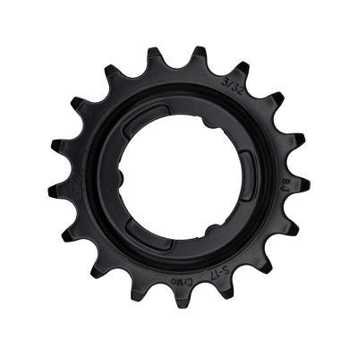 KMC Sprocket Rear Shimano Black 3/32"