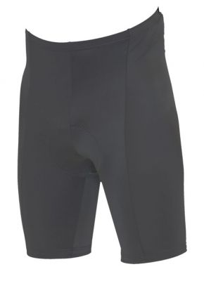 Outeredge Lycra Short Basic Coolmax Pad Black