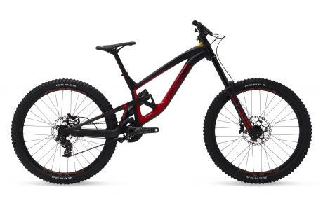 "Polygon DH9 Team Edition Mountain Bike 27.5"" Red 2018"