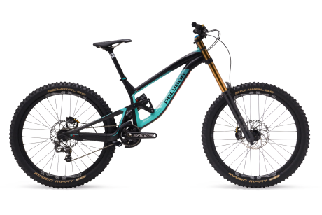 "Polygon DH9 Mountain Bike 27.5"" Teal 2018"