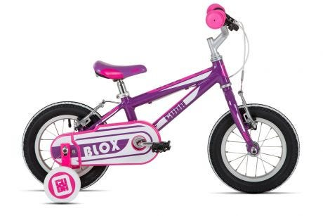Cuda Blox Pavement Bike - Purple - 12""